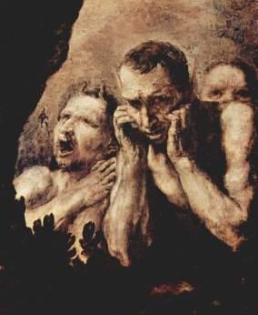 'Apolo y Marsias', de José de Ribera.