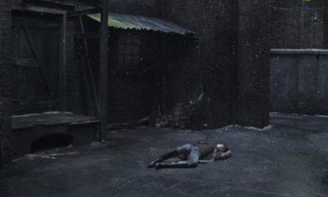 Primera escena de Nymphomaniac