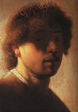 Rembrandt 1628. La alocada juventud del pintor. (Foto: wikipedia.org)