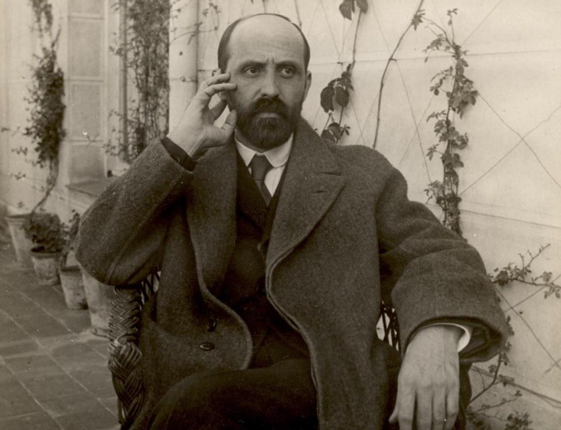 Juan Ramón Jiménez (Foto: huelvabuenasnoticias.com)