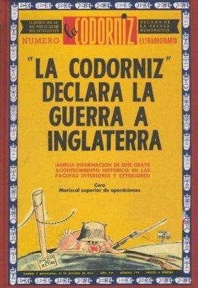 1956. La portada que puso en jaque a los ingleses.