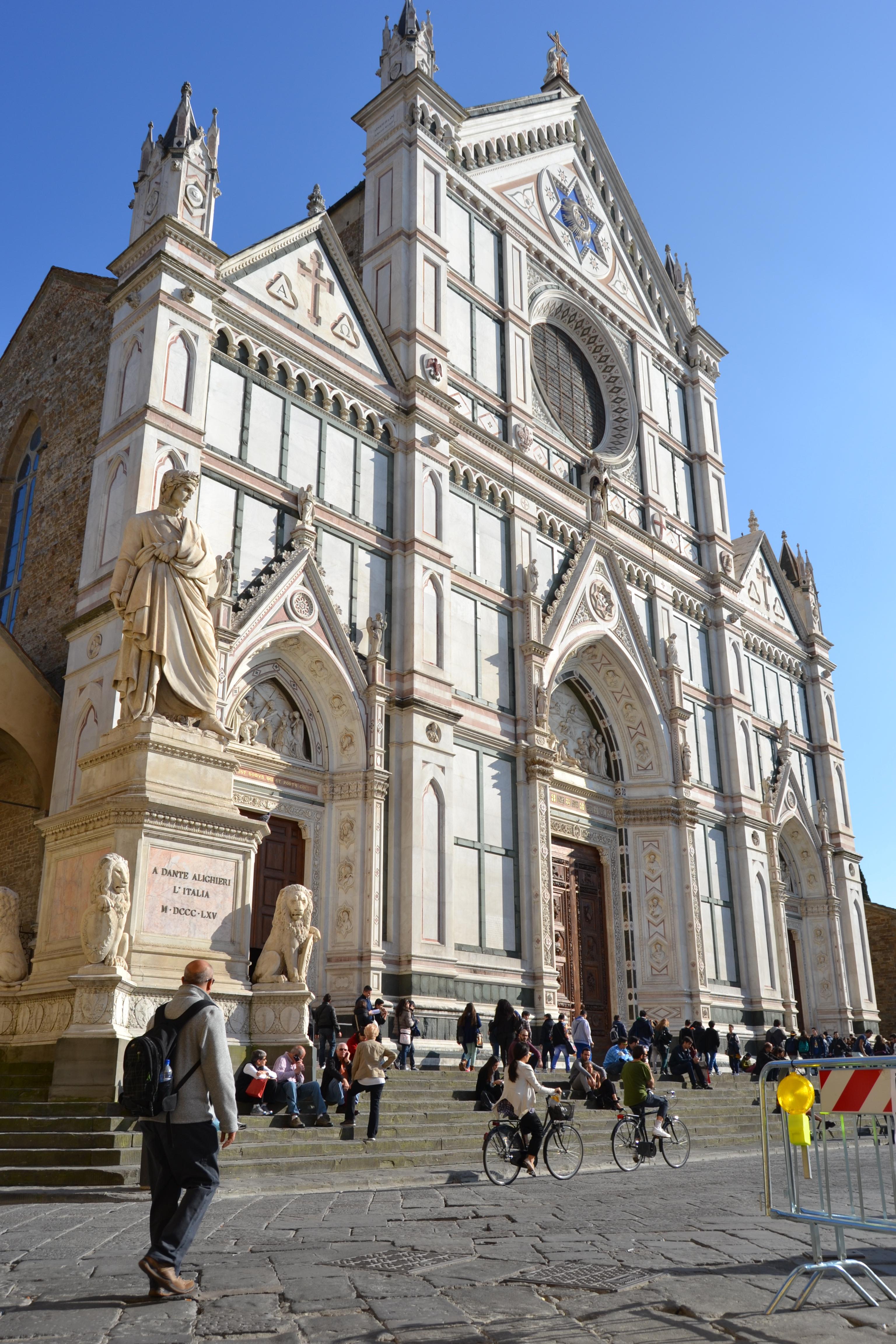 Piazza di Santa Croce. (Foto: Darío Losada).
