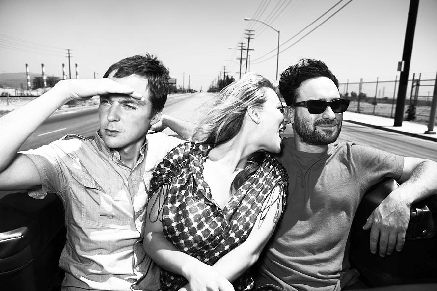 Personajes principales de The Big Bang Theory. (Foto: cinemaseries.es)