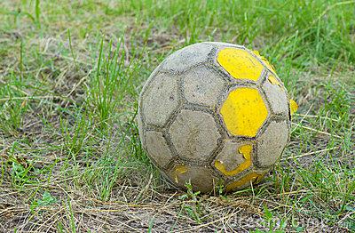 El balón, ese amor que todos tuvimos de pequeños.(Foto: Dreamstime.com)