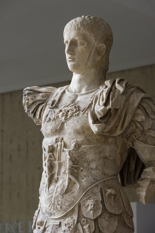 Estatua de Domiciano. (Foto: flickr.com / Roger B. Ulrich)