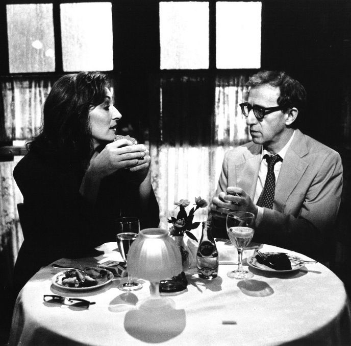 MANHATTAN MURDER MYSTERY, Anjelica Huston, Woody Allen, 1993