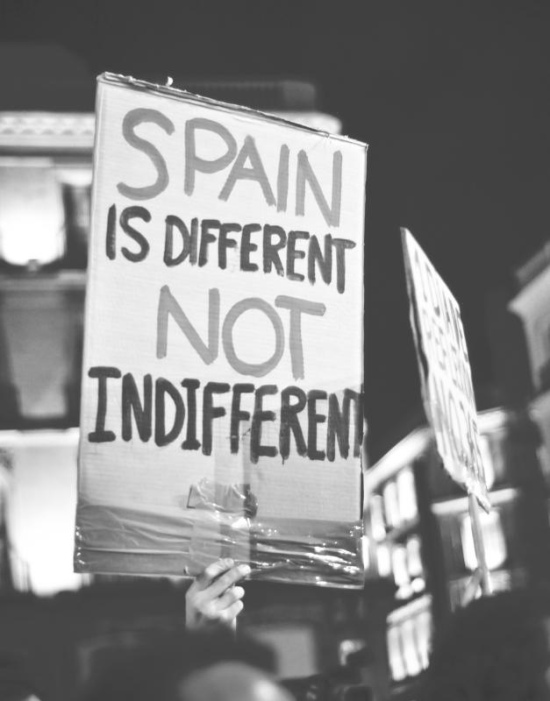 Spain is different, not indifferent