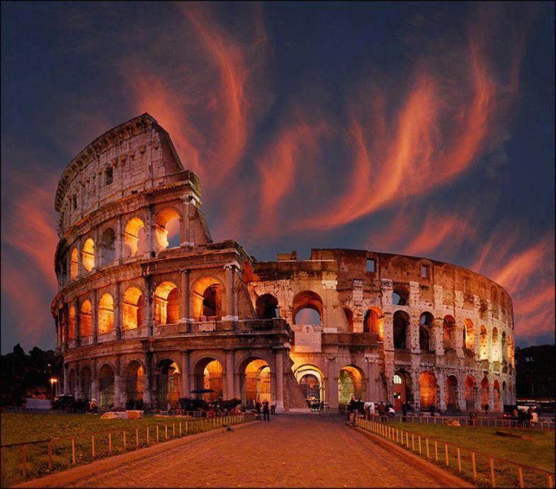El gigante de las rocas y el fuego, el fervor y el miedo abre por primera vez sus puertas al pueblo romano. Foto_Tumblr