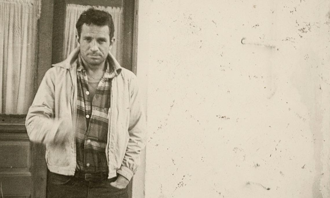 Jack Kerouac, corredor y escritor de ritmo innominable. Como un servidor.