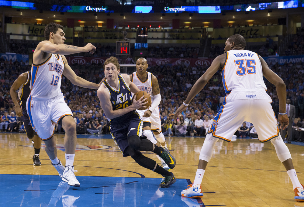 Utah Jazz vs Oklahoma City Thunder