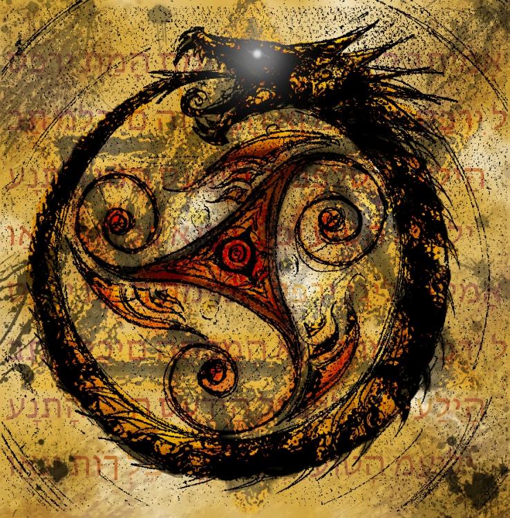 ouroboros-uroborus-753326-887x900