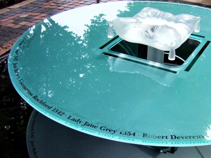 Memorial de los ejecutados en la Torre de Londres