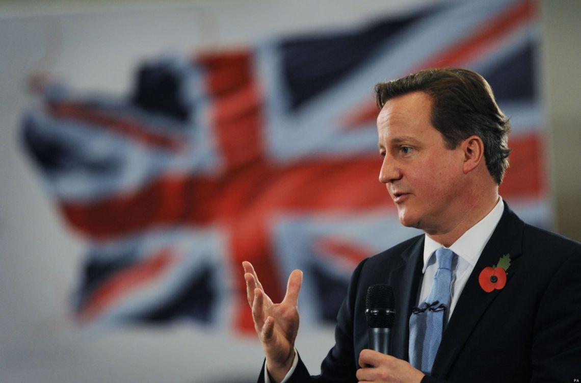 David Cameron (Foto: www.dailyalternative.co.uk)
