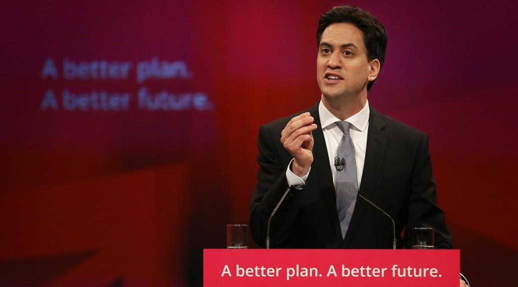 Ed Miliband. (Foto: the-spotlight.com)