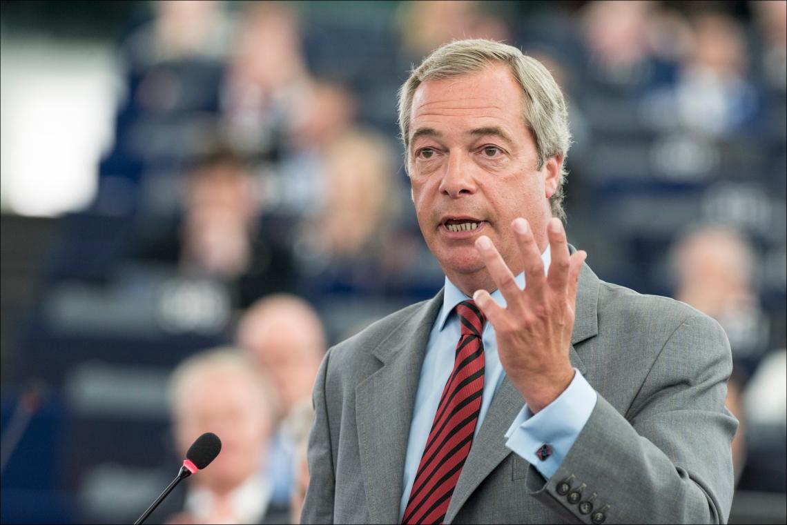 Nigel Farage. (Foto: flickr.com)